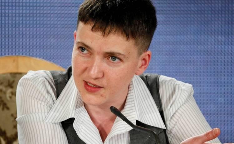 Савченко попрекнула власть «кровью Майдана»