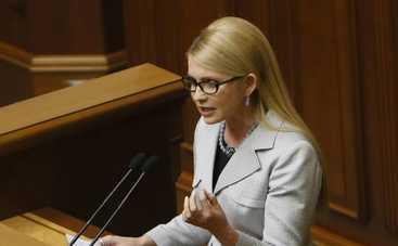 Тимошенко задекларировала серьги как у княгини Монако (фото)