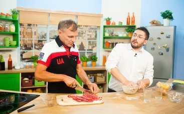 Кулинарная академия Алексея Суханова: смотреть 5 выпуск онлайн (эфир от 05.11.2016)