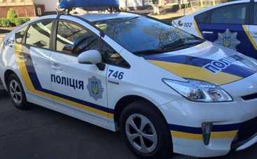 Киевские школьники избили вора и сдали его полиции (видео)
