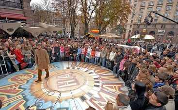 Караоке на Майдане: смотреть выпуск онлайн (эфир от 06.11.2016)