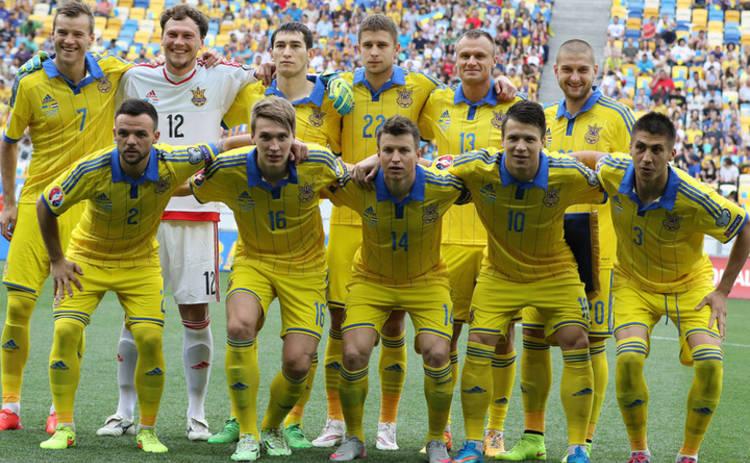 Сборная Украины потеряла защитника