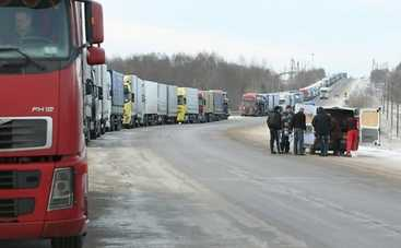 Завтра Киев будет закрыт для грузовиков