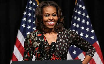 Мишель Обама снялась для обложки журнала VOGUE (фото)