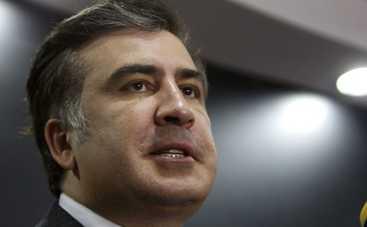 Саакашвили повздорил с журналисткой (видео)