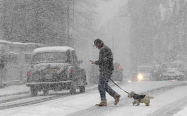 Украине светит снежный апокалипсис