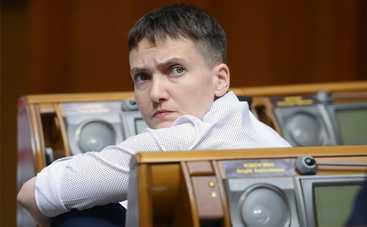 Савченко могут наказать за длинный язык (видео)