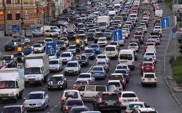 Завтра столичные водители ощутят небольшой дискомфорт