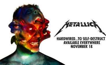 Metallica выпустила первый за последние восемь лет альбом (видео)
