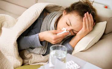 Киев и область – лидеры по заболеваемости гриппом
