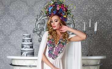 Украинка Анна Гомонова стала первой вице-мисс на конкурсе «Mrs Top of the World» (фото)