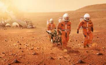 На Марсе обнаружены следы существования жизни