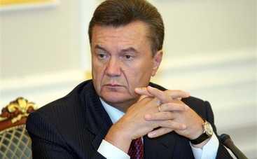 Янукович клянется, что ничего не вывозил из Украины