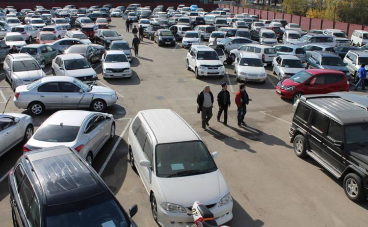 С 1 января в Украине могут значительно подешеветь автомобили