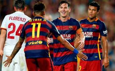 Звезда «Барселоны» разбил свой Феррари