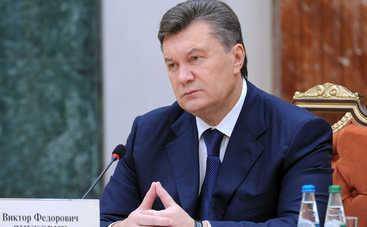 Янукович попытался отбелиться в глазах украинцев