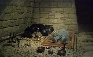 Ученые обнаружили следы древнейшего ритуального захоронения