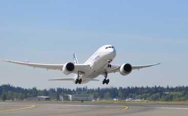 В США из самолета на ходу выпрыгнула пассажирка (видео)
