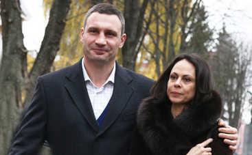 Жена Кличко стала женщиной года в Австрии (фото)