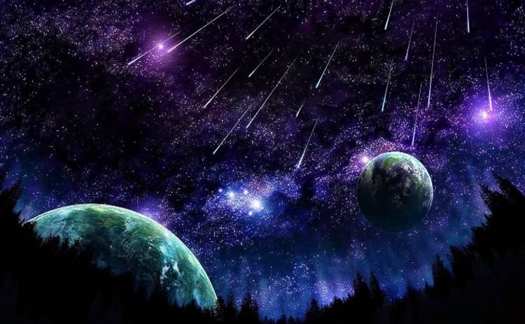 В декабре нас ждут необычные космические явления