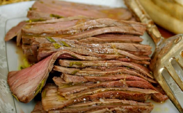 В копилку праздничных рецептов: сочная говядина (рецепт)