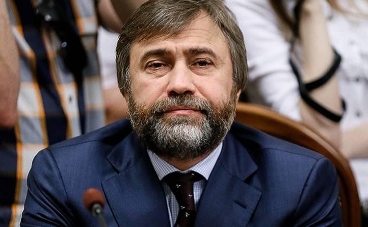 Новинского лишили депутатской неприкосновенности