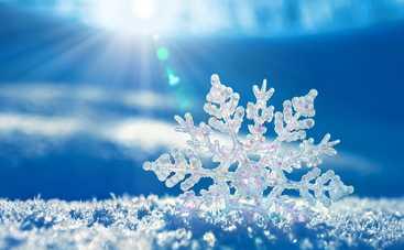 Новая неделя начнется со снега и гололеда