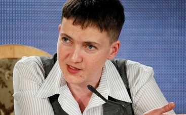 Савченко рассказала, зачем встречалась с главарями боевиков