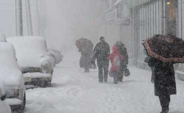 Сегодня природа будет испытывать нас снегом и гололедом