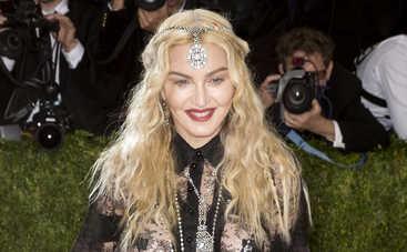 Мадонна обновила себе «пятую точку» (видео)