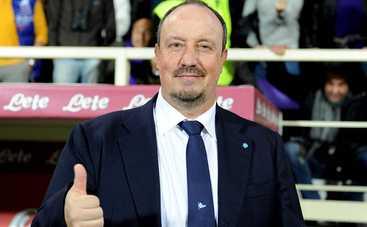 Рафаэль Бенитес провел 1000-й матч в статусе главного тренера