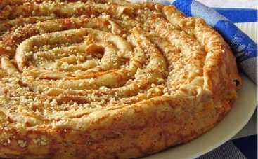 Блинный пирог «Творожная радость» (рецепт)