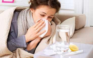 В Украине продолжает свирепствовать грипп