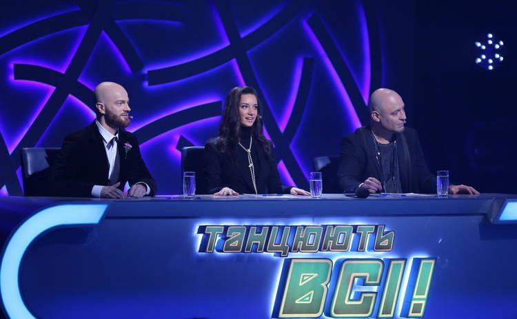 Танцюють всі-9: смотреть 17 выпуск онлайн (эфир от 23.12.2016)