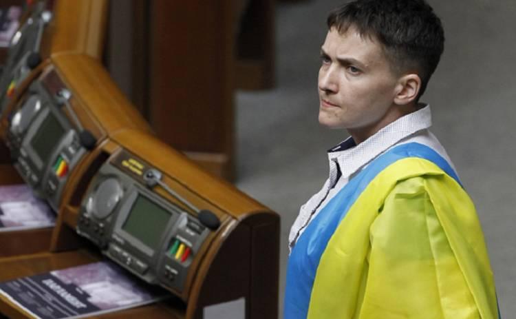 Савченко выгнали из комитета по нацбезопасности и обороне