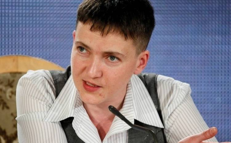 Савченко сообщила название своей новой партии