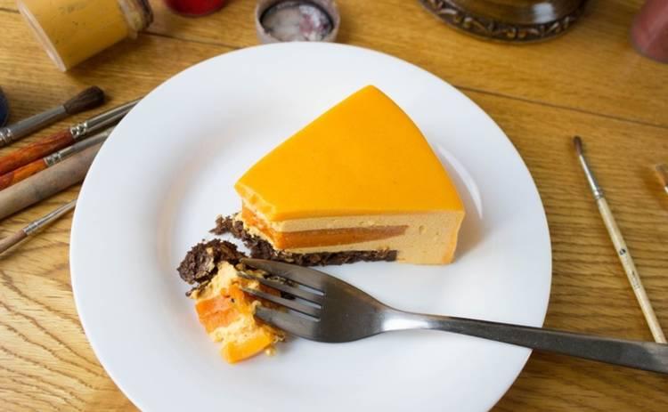 Новогодний стол: облепиховый торт на скорую руку