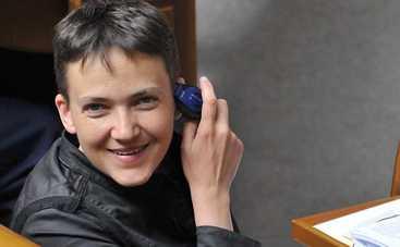Савченко намерена встретиться с главарями Донбасса в Киеве
