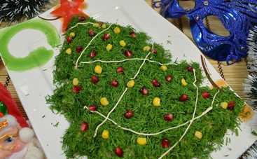 Все буде смачно: новогодние салаты (эфир от 31.12.2016)