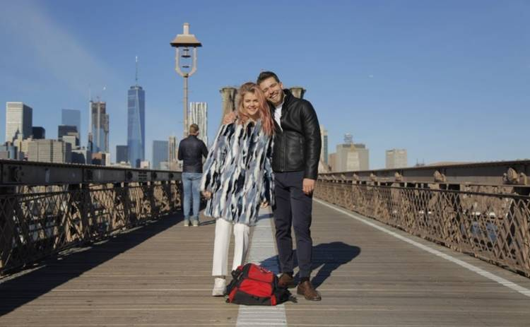 Орел и Решка. Шопинг: Нью-Йорк (эфир от 31.12.2016)