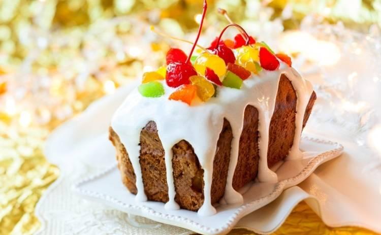 История и традиции Рождественского пирога (рецепт)