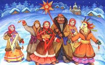 Как весело отпраздновать старый Новый год: щедривки и посевалки для взрослых