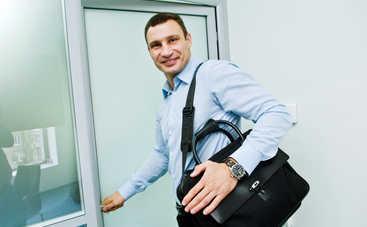 Кличко получил ключи от Евровидения