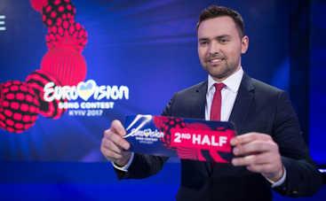 Евровидение-2017: порядок выступления стран-участниц