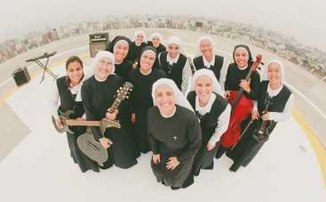 Рок-группа монахинь из Перу покорила Папу Римского (видео)
