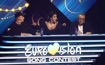 Нацотбор на Евровидение-2017: результаты третьего полуфинала