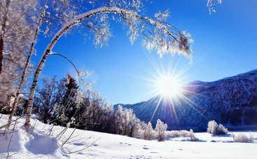 Сегодня в Украине будет по-весеннему тепло
