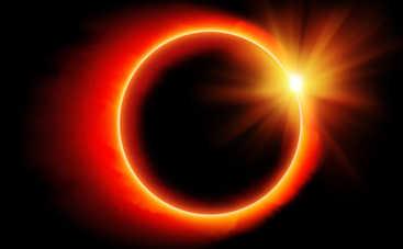 Земляне увидят кольцевое солнечное затмение