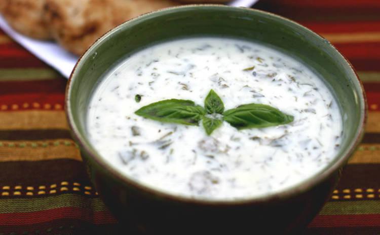 Грузинский молочный суп от Кобы Кравеишвили (рецепт)