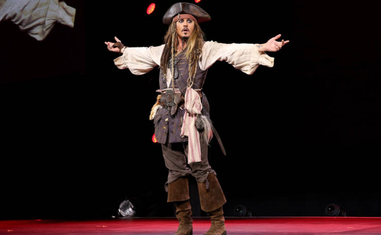 Вышел проморолик финальной части «Пиратов Карибского моря»